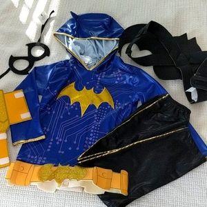 Girl's Bat Girl costume